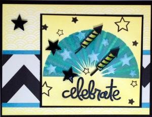 Nephew Andy Dyer's Birthday Card