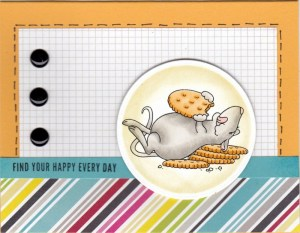Simon Says Stamp April Card Kit; Doodle Pantry Digital Image; Operation Write Home Sketch 219