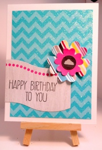 April Simon Says Stamp Card Kit