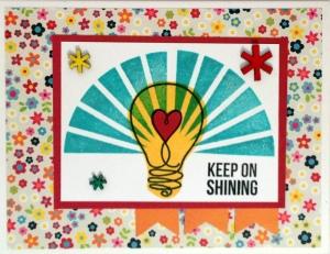 April Simon Says Stamp Card Kit