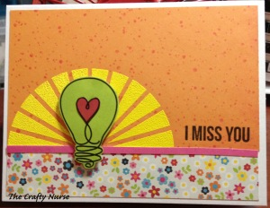 Miss You - SSS April Card Kit