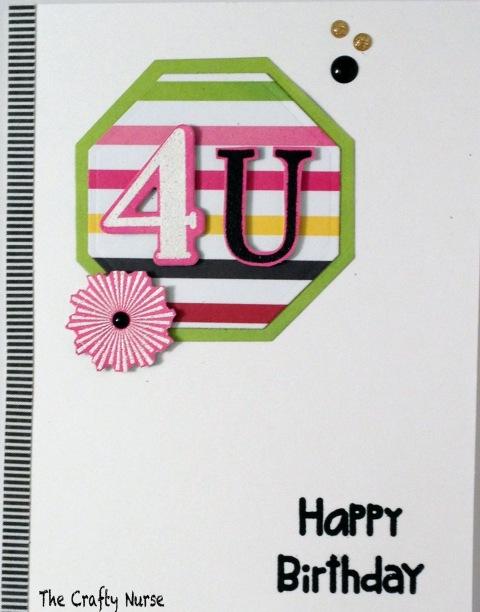 Happy Birthday April SSS Kit