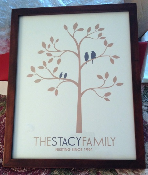 The Stacy Family Tree 1991