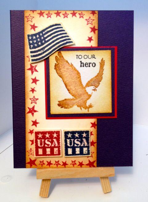 Any Hero Card