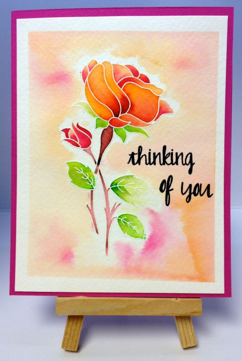 Watercolor Dylusions