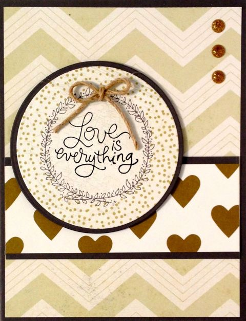 Love is Everything Card 4