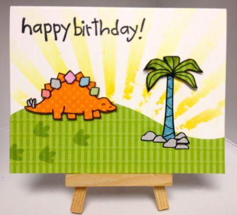 Happy Birthday Lawn Fawn