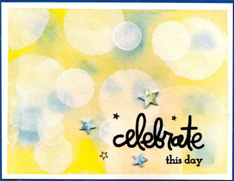 Bokeh Celebrate