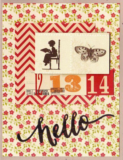 Hello - Sept