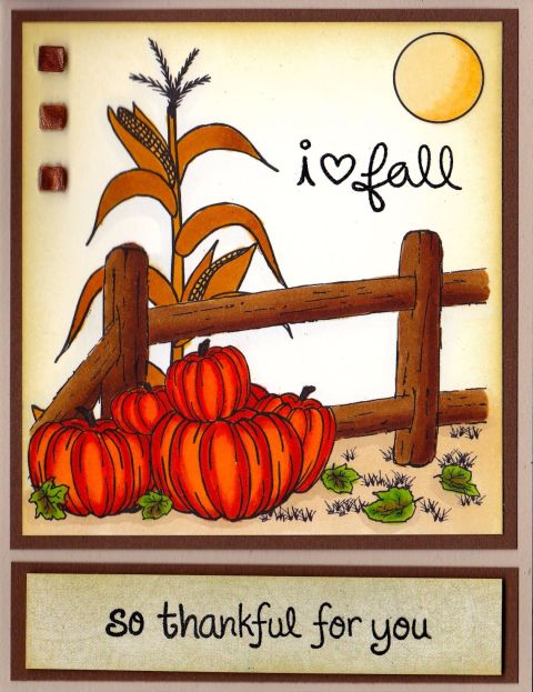 "DRS Designs ""Pumpkin Patch"""
