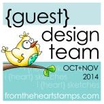 Guest Design Team Member