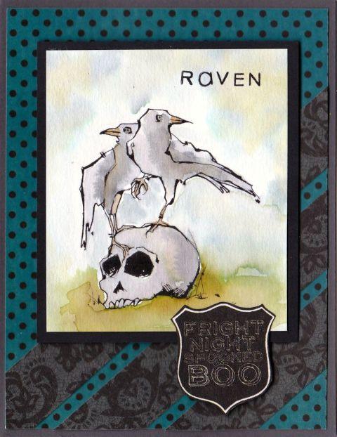 Raven ADFD - Glitter