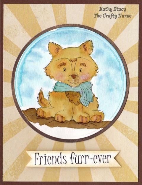 Furry Friends - wm