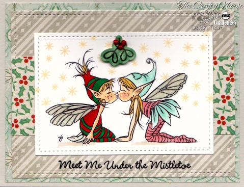 Mistletow Fairies-wm
