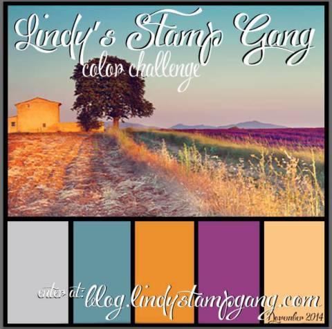 November Color Challenge