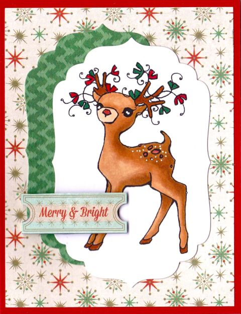 ADFD Reindeer