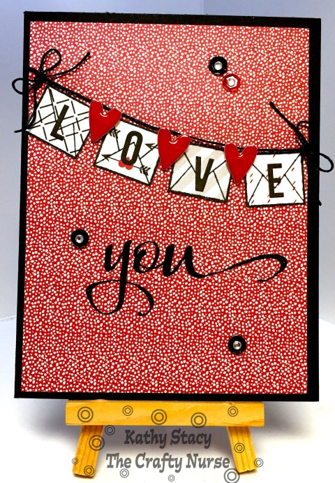 Banner Card LOVE-wm