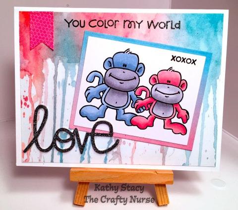 Monkey Love-wm