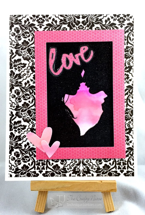 April Release #SD636 - Lovers Silhouette-wm