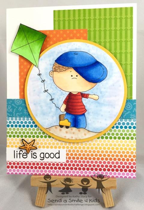 Life is Good;DGD-wm