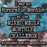 Mixed Media Monthly