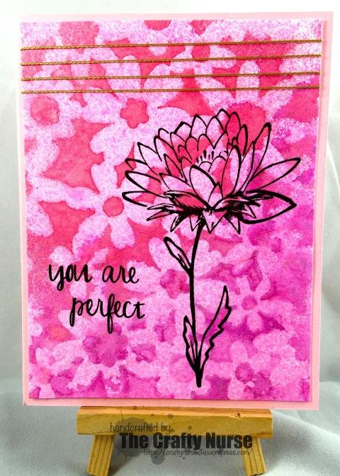Pink Flowers-wm