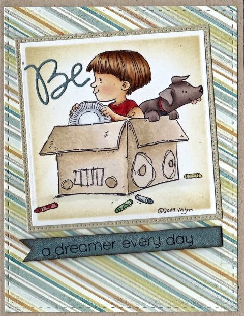 Mo's Box Boy