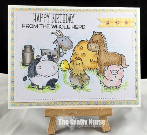 Birthday Herd-wm