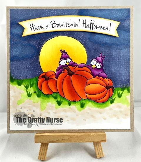 FTHS - Halloween Birdbrain
