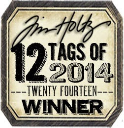 Tim Holtz 12 Tags