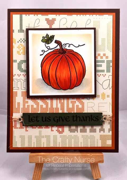 October Pumpkin DCC -wm
