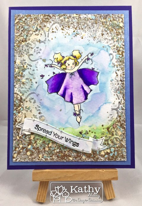 Flying Fairy-wm