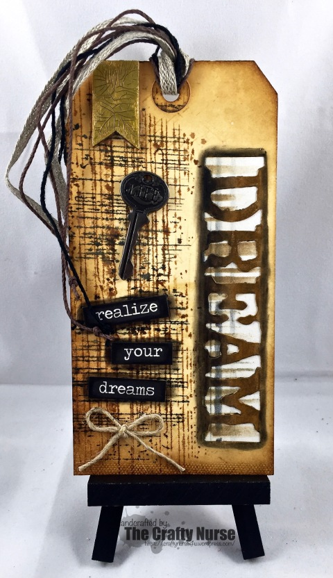 June Tim HOltz Tag 2016